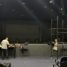 reparo-sistema-de-audio-profissional-gesom-palco